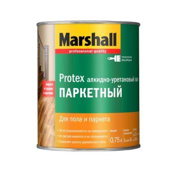 Лак Marshall Protex Паркетный мат 0,75л