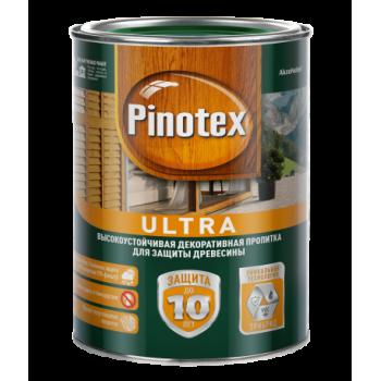 Пропитка Pinotex ULTRA CLR (база под колеровку) 2,7л