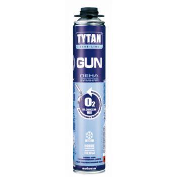 TYTAN EURO-LINE GUN 02 пена профессиональная зимняя 750 мл.