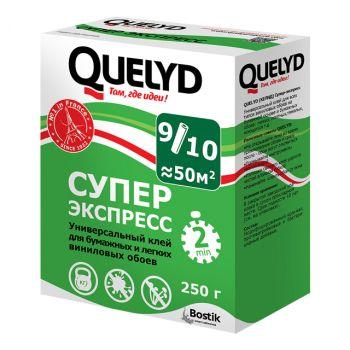 Клей Quеlyd экспресс  супер  250г/30